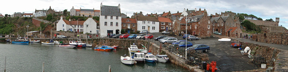 THE HARBOUR, CRAIL, FIFE
